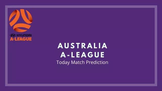 australia a league football today match prediction - Perth Glory vs Western United Today Match Prediction - A League