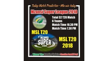 Who Win Today Durban Heat vs Cape Town Blitz MSL 2018 3rd Match