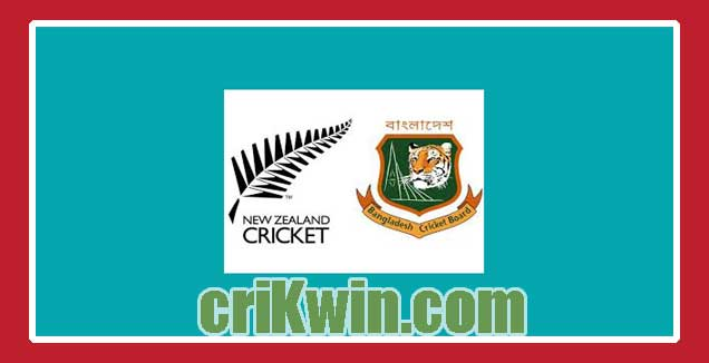 NZ vs BAN 1st ODI 100% Sure Match Prediction Tips