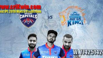 IPL 2019 CSK vs DC 5th Match Prediction Tips Who Win Today