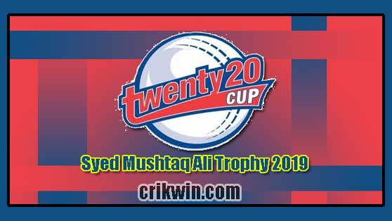 Mumabi vs Uttar Pradesh Today Match Prediction Syed Mushtaq Ali Trophy 2019