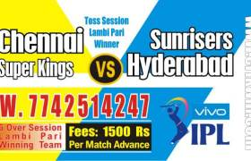 CSK vs SRH 33rd Match Prediction Tips Who Win Today