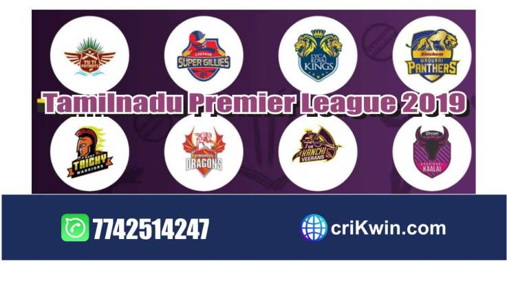 RTW vs KK 2nd Match TNPL 2019 Winner Astrology Predict