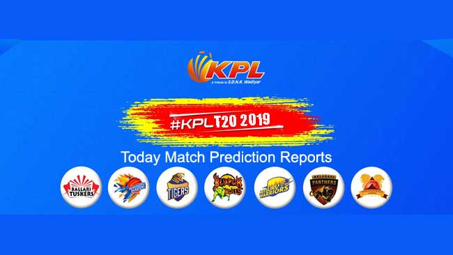 MW vs BB 1st Match KPL 2019 Winner Prediction