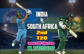 2nd T20 Today Match Prediction Raja Babu Africa vs Ind Cricket Prediction Match Who will win today SA vs IND