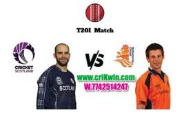 2nd Match Today Match Prediction Raja Babu NED vs SCO Ireland T20I Tri-Series 2019 Match Who will win today SCO vs NED