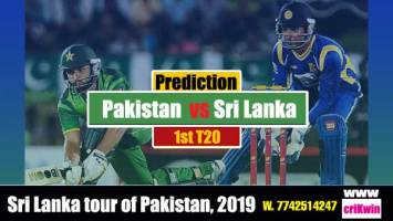 Today Match Prediction Lanka vs Pak 1st T20 Match Cricket match prediction Pak vs SL