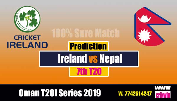 7th T20 Prediction 100% sure Today Who will win Oman T20I Series 2019 Match NEP vs IRE Cricket True Astrolgy Winner Tips Toss Reports Nep vs Ire