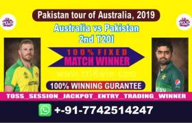 2nd T20 Today Match Prediction Pak vs Aus Match Who Will Win