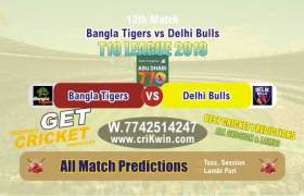 T10 League 2019 Today Match Prediction BAT vs DEB 12th Who Will Win