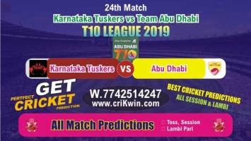 T10 League 2019 Today Match Prediction TAB vs KAT 24th Match Will Win