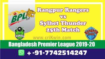 BPL 2020 Today Match Prediction ST vs RR 25th 100% Sure Win
