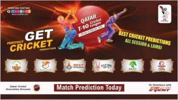 Qatar T10 Today Match Prediction FLY vs SWI 2nd Semi Final 100% Win
