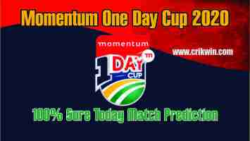 Today Match Prediction WAR vs KTS 13th ODI 100% Sure Win Tips