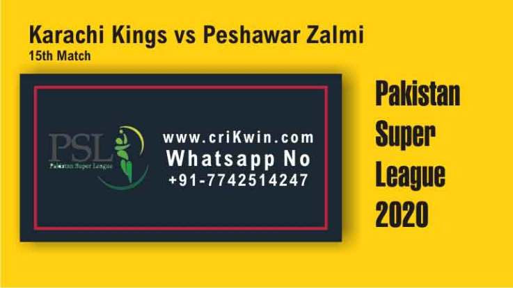 100% Sure Today Match Prediction KAR vs PES 15th PSL T20 Win Tips