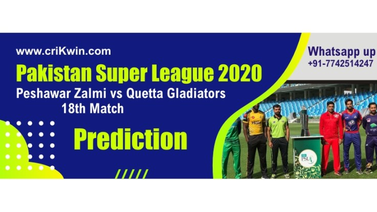 100% Sure Today Match Prediction PES vs QUE 18th PSL T20 Win Tips