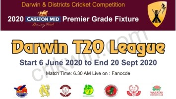 Darwin T20 League All match prediction tips