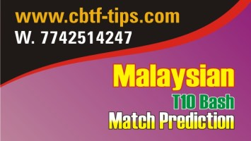 100% Sure t10 bash malaysian match reports free 100% Sure