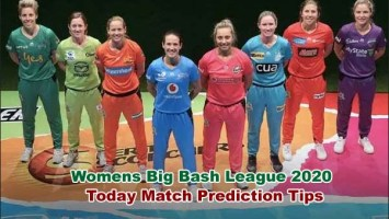 WBBL T20 Womens Big Bash League 2020 Match Prediction Tips