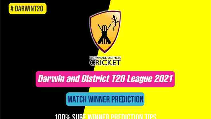 Darwin T20 League 2021 WCC vs SD 13 May 2021 100% sure today match prediction