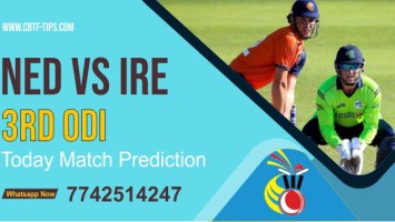 Ireland vs Netherland Dream11 Team Prediction, Fantasy Cricket Tips & Playing 11 Updates for Today's Ireland tour of Netherlands 2021
