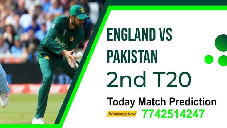 Sure T20 Today Match Prediction Pakistan vs England 2nd Match Who Will Win Live rate? Eng vs Pak Cirket Betting Tips cricline prediction