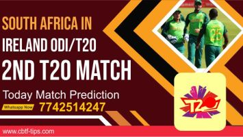 South Africa Team in Ireland T20, Match 2nd: IRE vs SA Dream11 Prediction, Fantasy Cricket Tips, Playing 11, Pitch Report, and Toss Session Fency Update