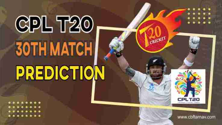 Trinbago vs Nevis Patriots Dream11 Team Prediction, Fantasy Cricket Tips & Playing 11 Updates for Today's CPL Caribbean Premier League 2021 - 13 Sept , 2021 at 4.30 AM