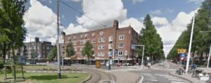 Het Hoofddorpplein in Amsterdam.