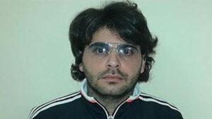 De 30-jarige Alberto Ogaristi van de Casalesi clan.