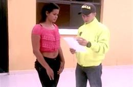 la diabla colombia, la diabla moorden colombia, la diabla video, yuri patricia sanchez