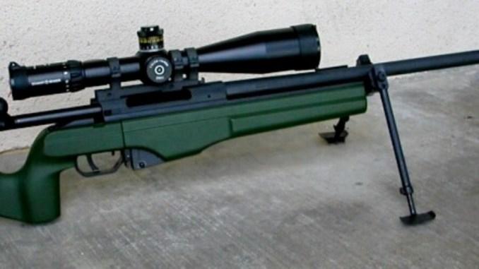 scherpschutterswapen no surrender, wapen no surrender