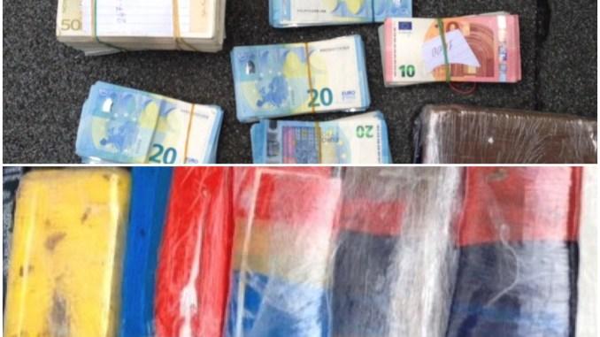 luciensteeg amsterdam cocaine, doos cocaine amsterdam, drugs geld luciensteeg amsterdam