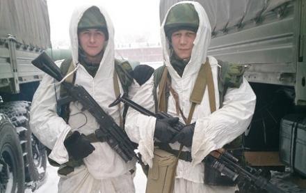 На Донбассе в поисках смерти «заблудились» спецназовцы из ...