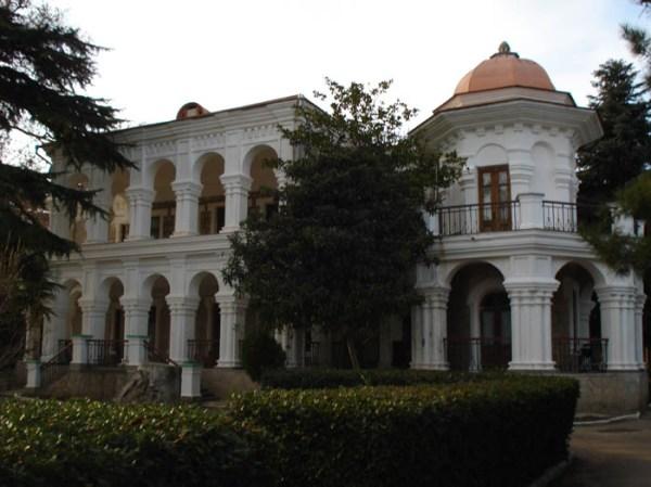 Достопримечательности Алушта Крым Фото