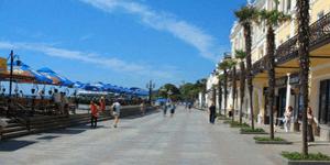 Веб-камера Ялты на набережной онлайн / Веб-камеры Крыма