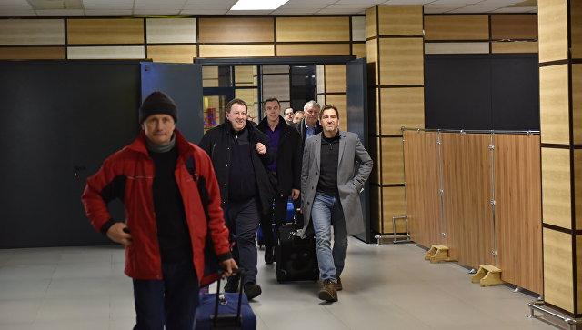В Крым прибыла делегация немецких парламентариев