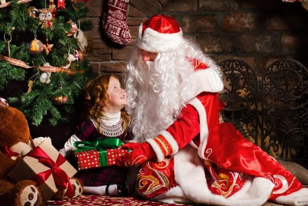 Крымчане могут позвонить в приемную Деда Мороза: номер ...