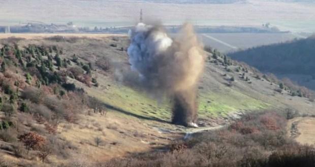 В Севастополе обезвредили бомбу