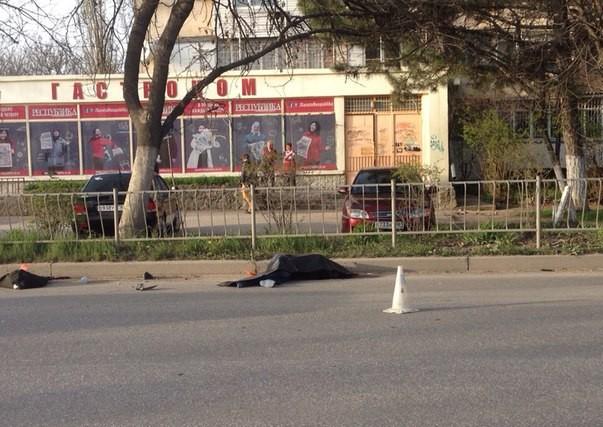 ДТП в Симферополе: погиб пешеход