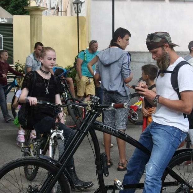Велодень в Феодосии