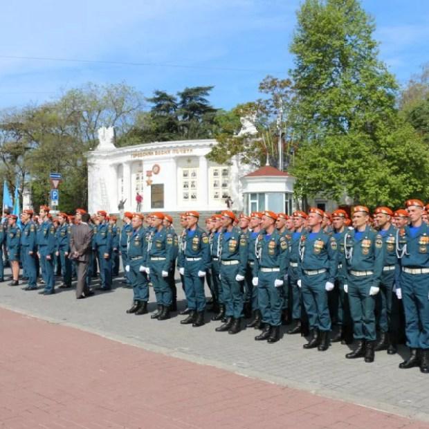 День пожарной охраны в Севастополе