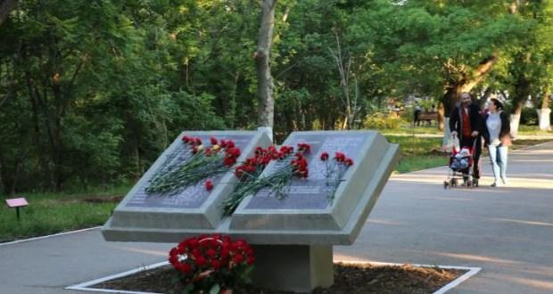 Аллея Героев Советского Союза открыта в Севастополе