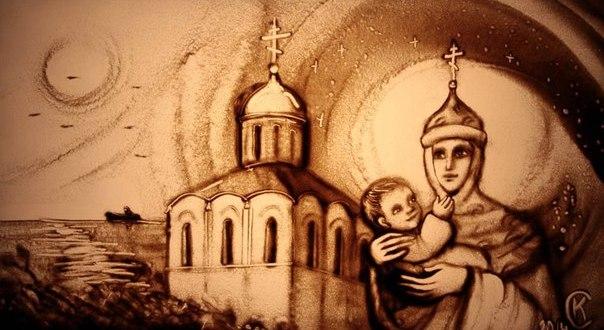 """""""Начало"""" от Ксении Симоновой"""