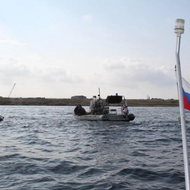 В Севастополе обезвредили глубинную бомбу времен ВОВ