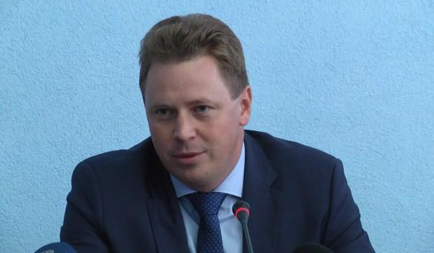 ВРИО Губернатора Севастополя Дмитрий Овсянников принял пост