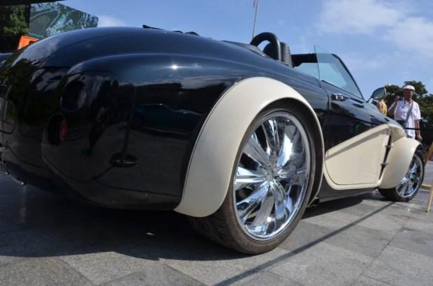 «Muscle cars» в Ялте