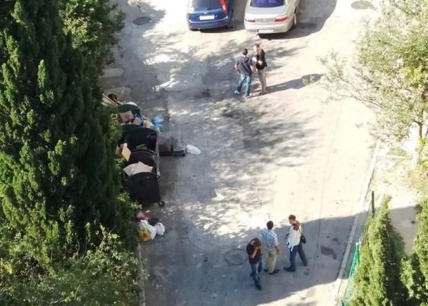 В Ялте найден расчлененный труп женщины