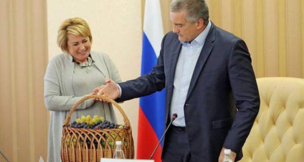 Крымчане внесут на рассмотрение Госдумы законопроект о винограде и вине