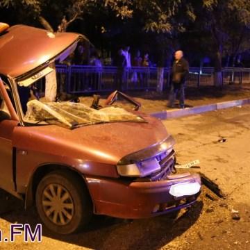 ДТП вечером 24 сентября в Керчи. Погиб водитель такси